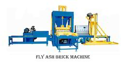 Fly Ash Brick Manufacturing Machine