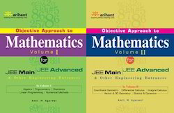 Objective Approach To Mathematics Book