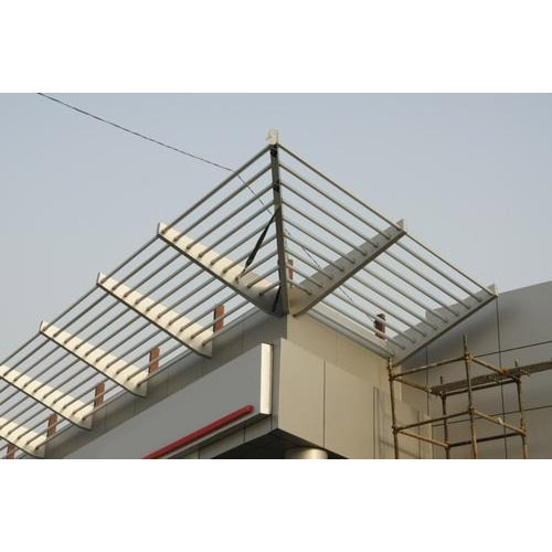 Steel Fabrication Services: Stainless Steel Fabrication Services In Industrial Area