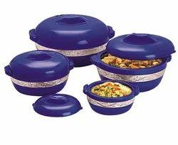 Fiesta 4 (pcs) Set  Food Warmers