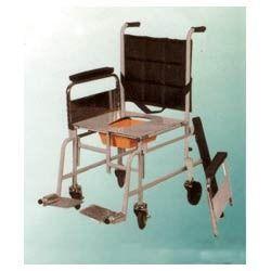 Comode Folding Wheel Chair
