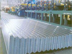 Aluminum Corrugated Sheets Aluminium Corrugated Sheets