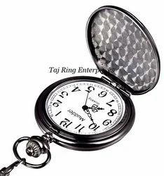Antique Push Button Watch