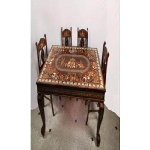 Wooden Table At Rs 6000 Piece S लकड क भ जन