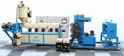 YESHA ENGINEERING Plastic Sheet Machine, For Insulating Mats, Capacity: Depends