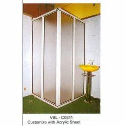 Aavi Customized Shower Enclosure