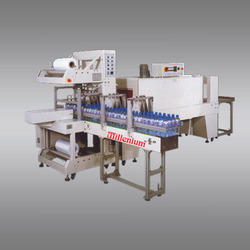 Fully Automatic Sleeve Sealing Shrink Packager