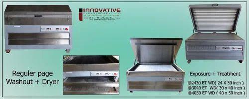 Flexo Plate Making Equipment