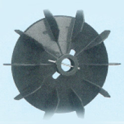 Plastic Fan Suitable For Manju 132 Frame Size