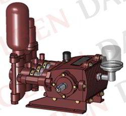 Boiler Piston Pump