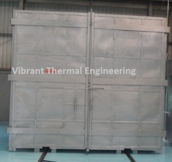 Vibrant Electric Transformer Heating Oven, For Industrial