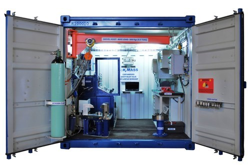 Safety Valve Test Bench And Control Valve Test Bench
