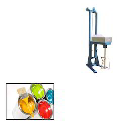 Low Speed Disperser for Paints