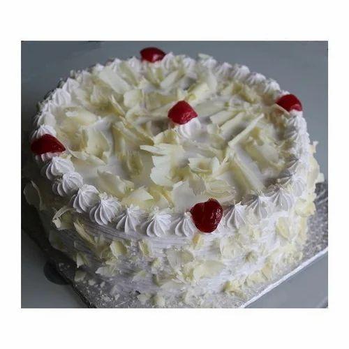White Forest Cake 05 Kg
