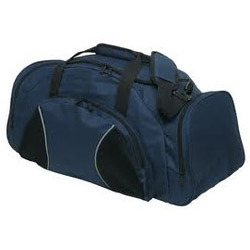 4f1a683578 Wombat Mens Blue Sports Bag