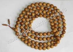 Sandalwood Japa Mala Beads