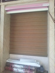 Double Panelled Roller Blind
