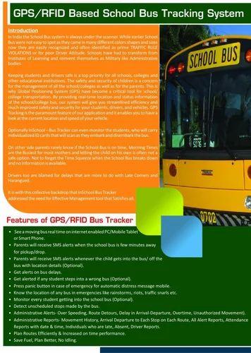GPS Based School Bus Tracking System - 3rd Eye Informatics