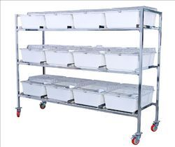 Rack or Trolley For Guinea Pig Cage (PP)