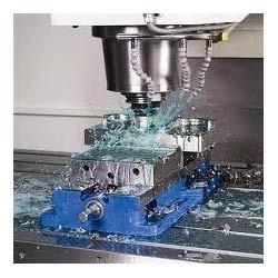 CNC Milling Machine Job Work