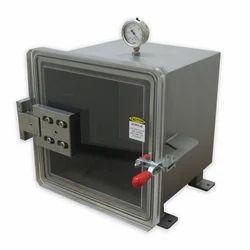 Vacuum Chamber Cube न र व त कक ष व क य म