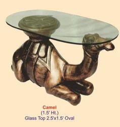 Center Table Camel