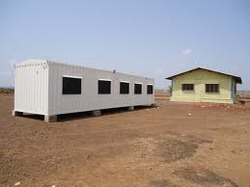 Pre Engineered Buildings Portable Office Cabins