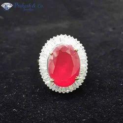 American Diamond Stone Rings