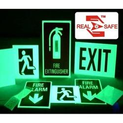 Glow-In-Dark Signages