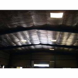 Aluminum Laminated Air Bubble Insulation Material