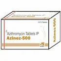 Azithromycin -500 Tab