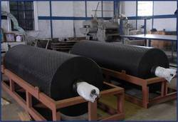 Belt Conveyor Rubber Return Rollers