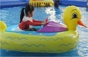 Bumper Boat Water Ride - Battery Powered