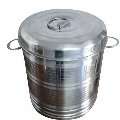 Stainless Steel Kitchenware Stainless Steel Kadi Dabba