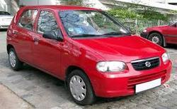 Car Booking Services (Alto)