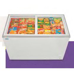 Glass-Top Chest Freezers