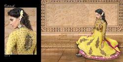 Georgette Printed Designer Anarkali Suit