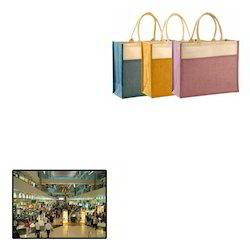 Jute Shopping Bags for Shopping Malls