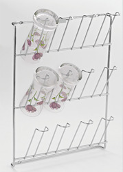 shelf mounted holder black towel mount cosmetics storage with rack base brushed item wall crown vintage copper glass
