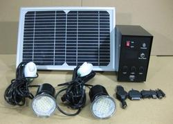 Solar LED Lighting System