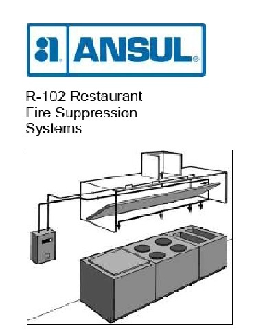Kitchen Hood Fire Suppression System Ardor Fire Amp Safety