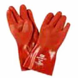 Poly Vinyl Chloride (PVC) Glove
