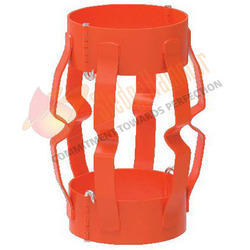 Hinged Welded Semirigid Bow Spring Centralizer 01 SH10