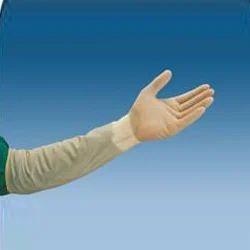 length gloves long latex