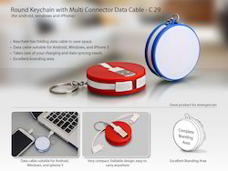 USB Charger Cum Keychain