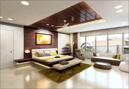 Captivating Residential Interior Designing Service