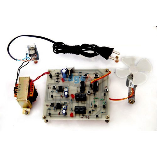Electric Motor Project Kit: Electrical Project Kits