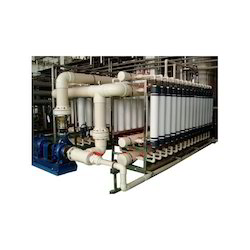 Ultra Filtration Plant