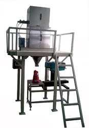 Net Weigher Type Bagger Machine