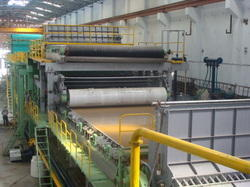 Wire Section Paper Machine